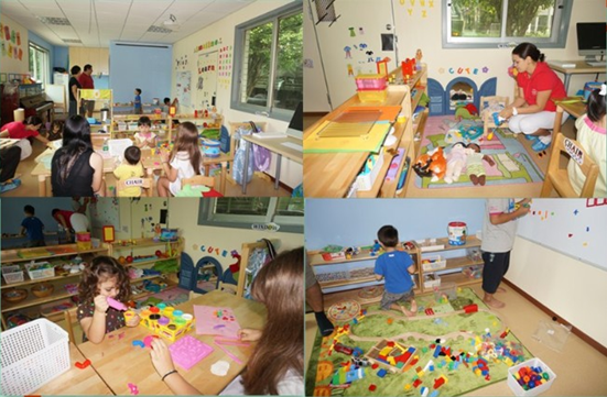 Princeton-Shenzhen International Children's Learning Center Opens Class Experience Room