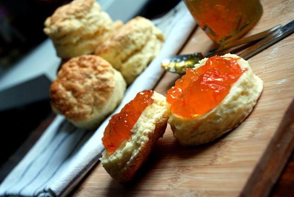British Bake-Up! The humble scone