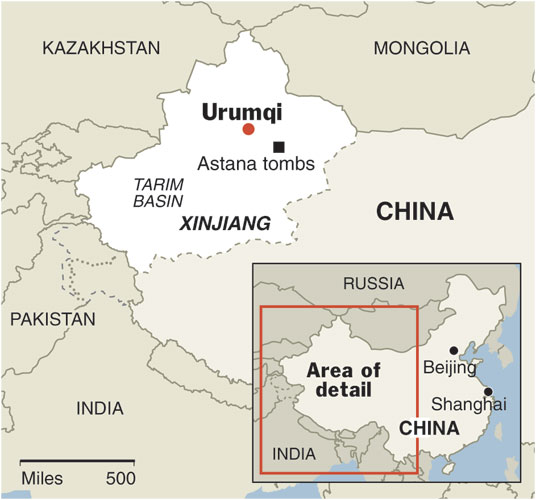 Police station attack leaves 11 dead in Xinjiang