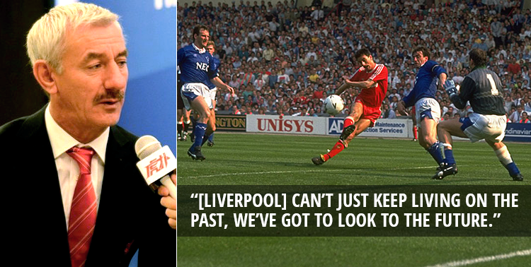 Liverpool FC legend Ian Rush talks football in China, Welsh Euro 2016 hopes, and Luis Suarez