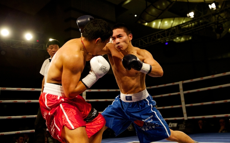 Sign up for Shanghai's premier white collar boxing event Brawl on the Bund now!