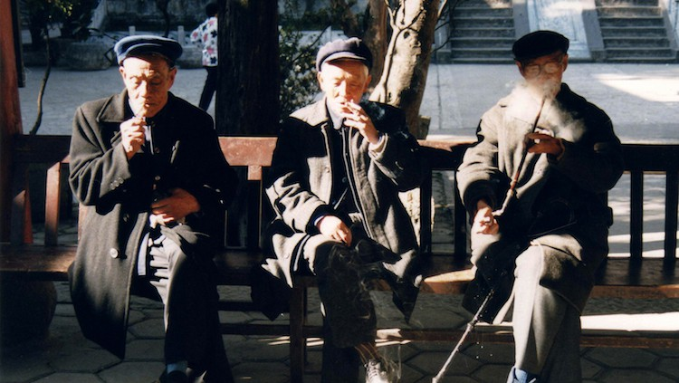 Old men behaving badly: What's up with China's senior citizens?