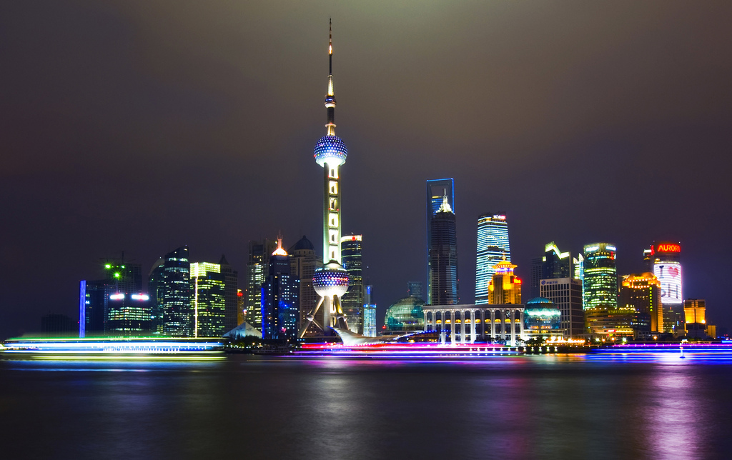 Shanghai Named #2 Best Asian Travel Destination