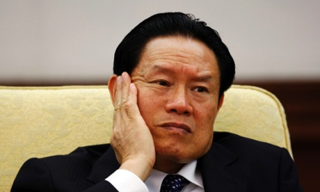 Police seize $14.5 billion from Zhou Yongkang's family and friends