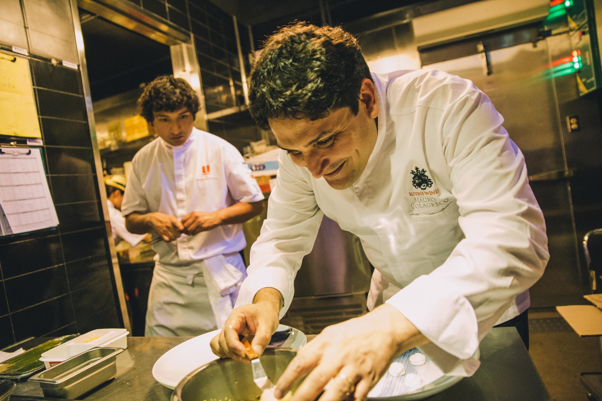 Mauro Colagreco: Unico's chef talks 50th best restaurant list and losing his temper in the kitchen