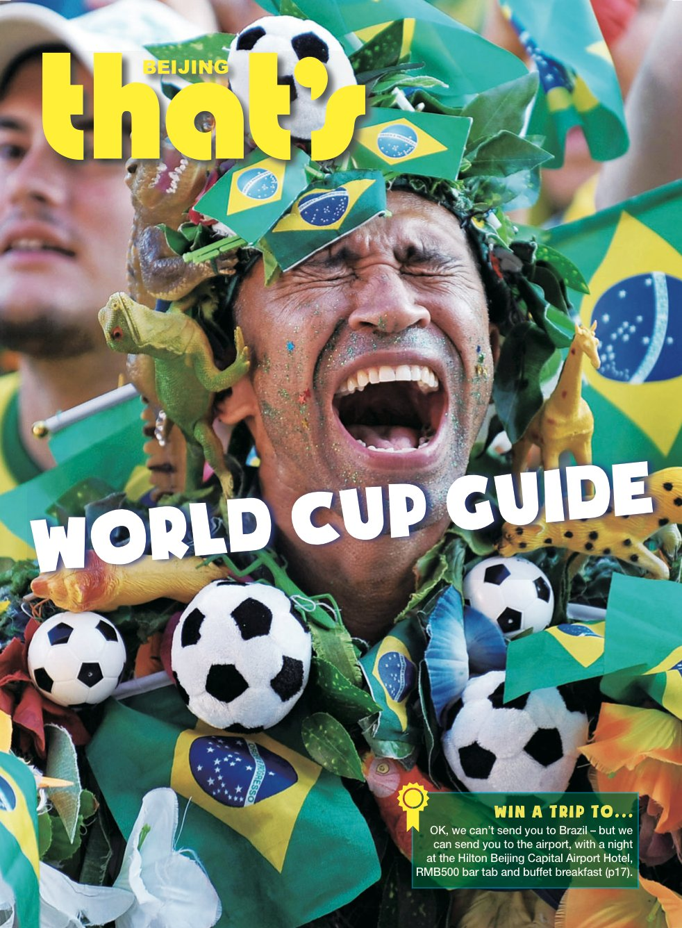 That's Beijing's very own World Cup Guide now available for download