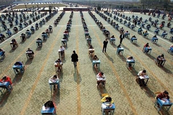 Gaokao, China's insanely difficult college entrance exam
