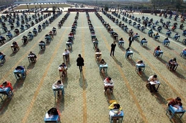 gaokao examen china