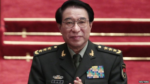 Xu Caihou expelled from Communist Party in worst military scandal in decade