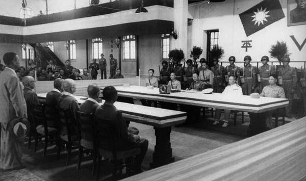 WATCH: Japan's 1945 surrender on film for first time