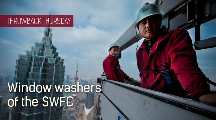 Throwback Thursday: Window washers of the SWFC