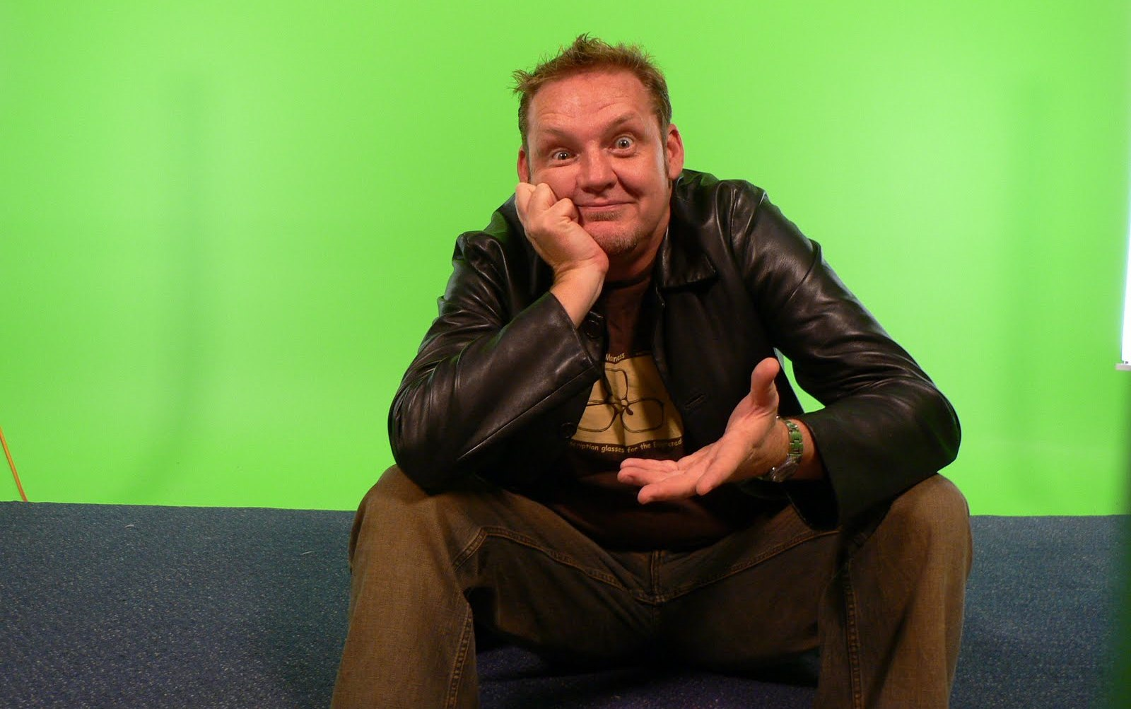 Comedian Jonathan Atherton gets personal before his Shanghai shows