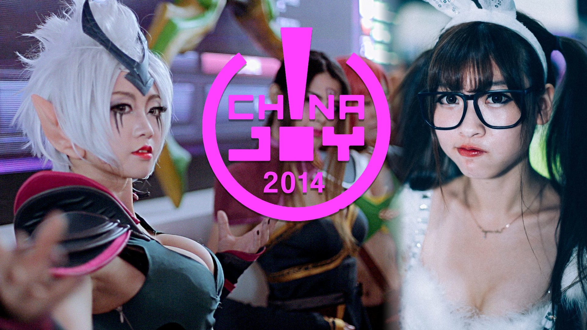 WATCH: Best bits of this year's ChinaJoy gaming expo