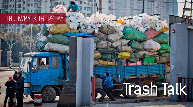Throwback Thursday: What happens to Shanghai's waste?