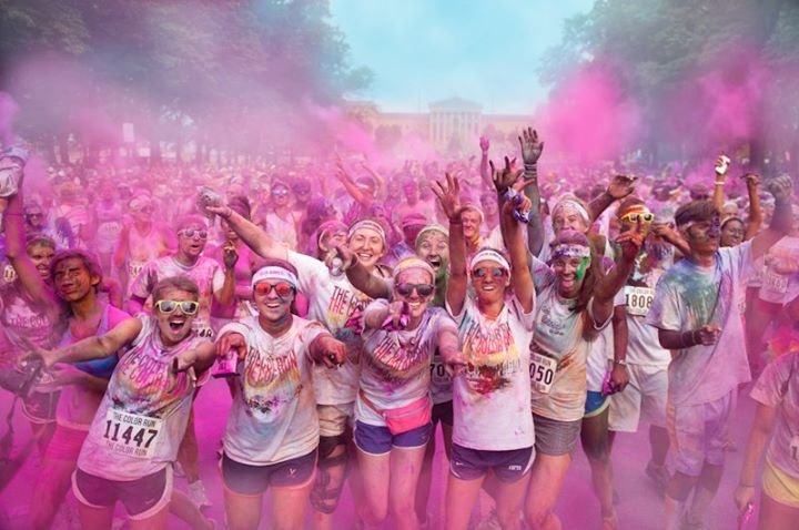 Town Crier! Registration for Shanghai's first ever Color Run opens tomorrow
