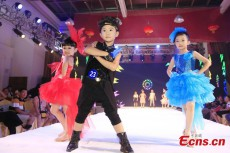 PHOTOS: Child beauty pageants arrive in Beijing, still just as creepy