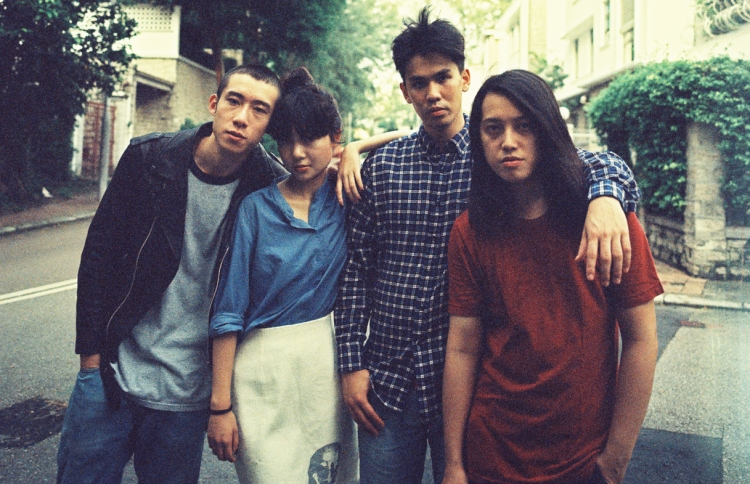 WIN! Tickets to see Hong Kong indie-rockers and new Maybe Mars signees, The Yours
