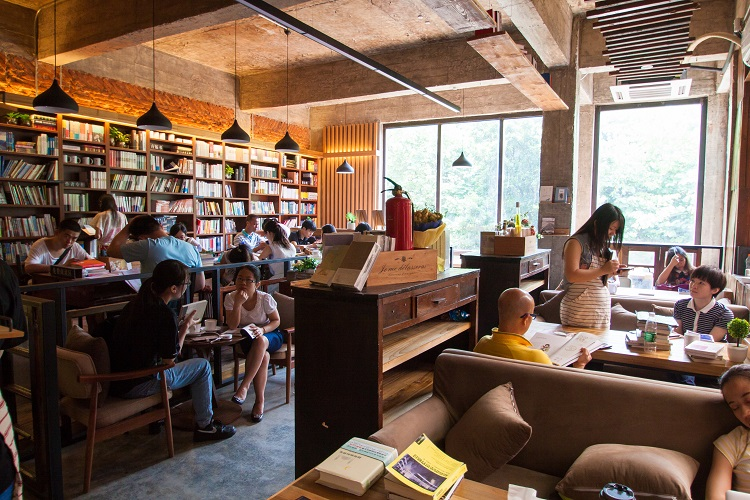 Cool shop: 1200bookshop.cafe