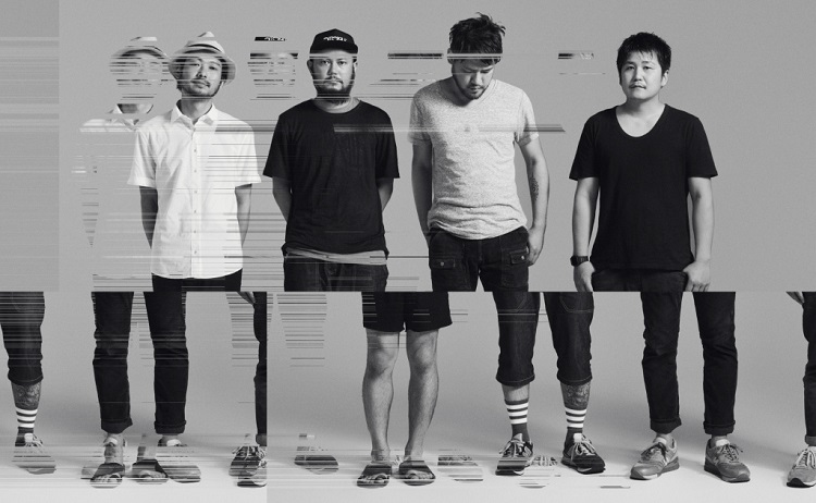 Japanese post-rock group TOE hit MAO Livehouse