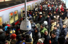 Beijing subway fails 39 times this year