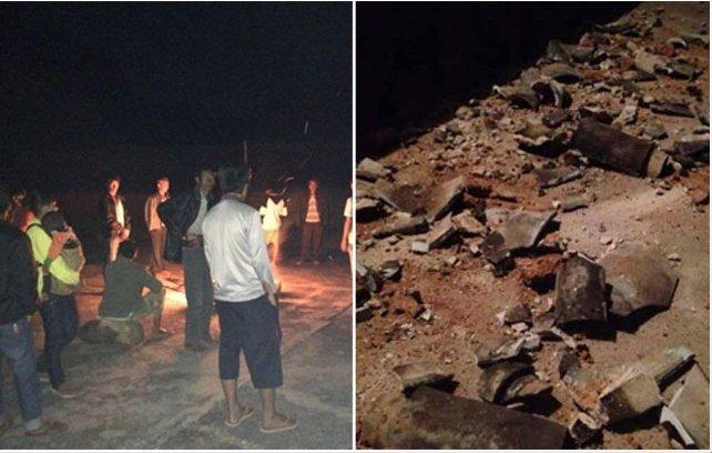 Yunnan 6.6-magnitude earthquake leaves one dead, 324 injured so far