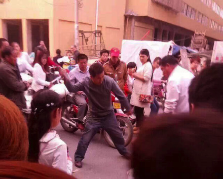 Knifeman attacks and injures four children in Henan