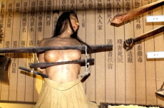 PHOTOS: Horrifying 'ancient torture methods' exhibition opens in Jiangsu