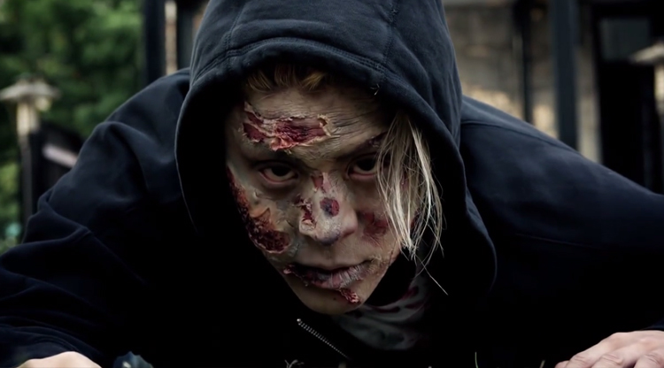 Watch: Zombie jokesters convince people they have ebola