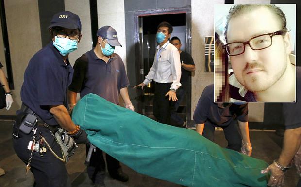British banker arrested for 'American Psycho' killings in Hong Kong
