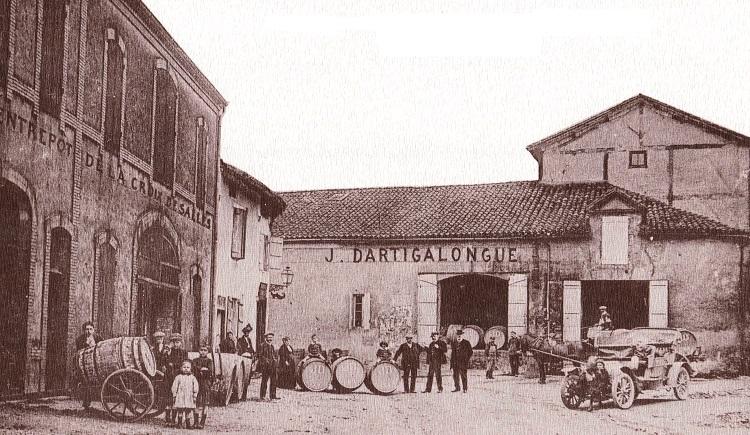 Alcohol Aficionados: Dartigalongue Bas Armagnac