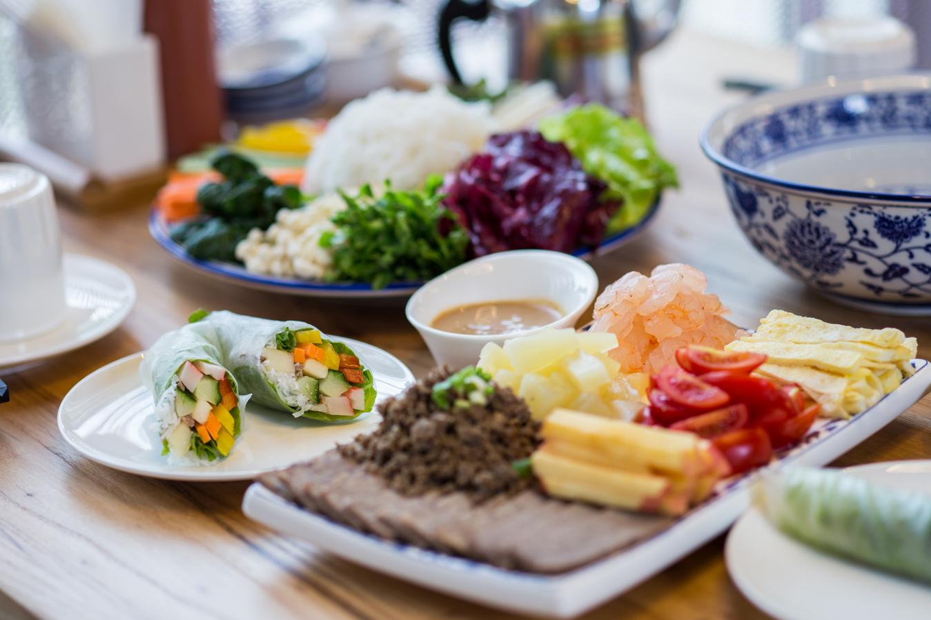 Beijing Restaurant Review: Flor de Loto