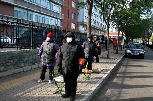 Tales of the city: Beijing's anti-terrorism volunteers