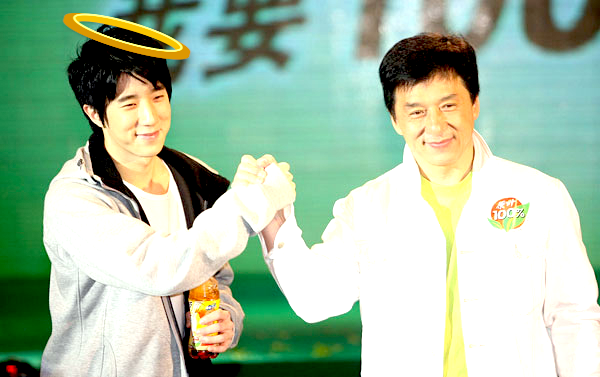 A Chan reborn: Jaycee converted to 'cultured youth' by time in Beijing jail