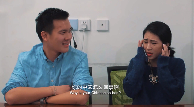 WATCH: The weird world of foreign-born Asians in China