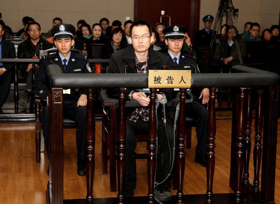 Shanghai April Fools Killer appeals death sentence