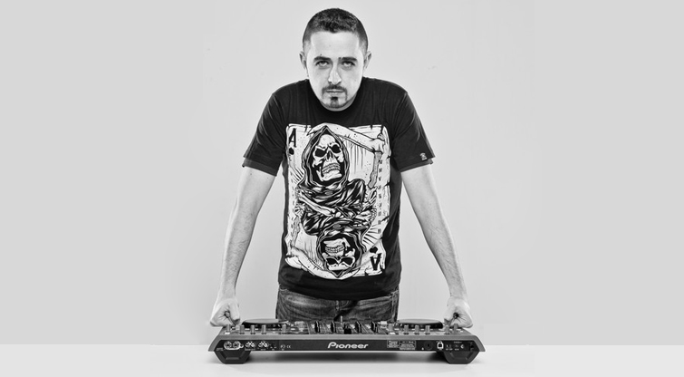 Interview: Spanish techno DJ Nuke plays Back 2 Basics at Lantern Saturday