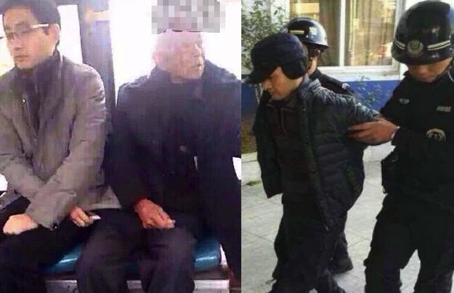 'Gentleman thief' who pick-pocketed old man's cancer treatment money caught in Yiwu