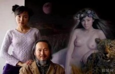 Sichuan artist courts controversy by painting nudes of daughter