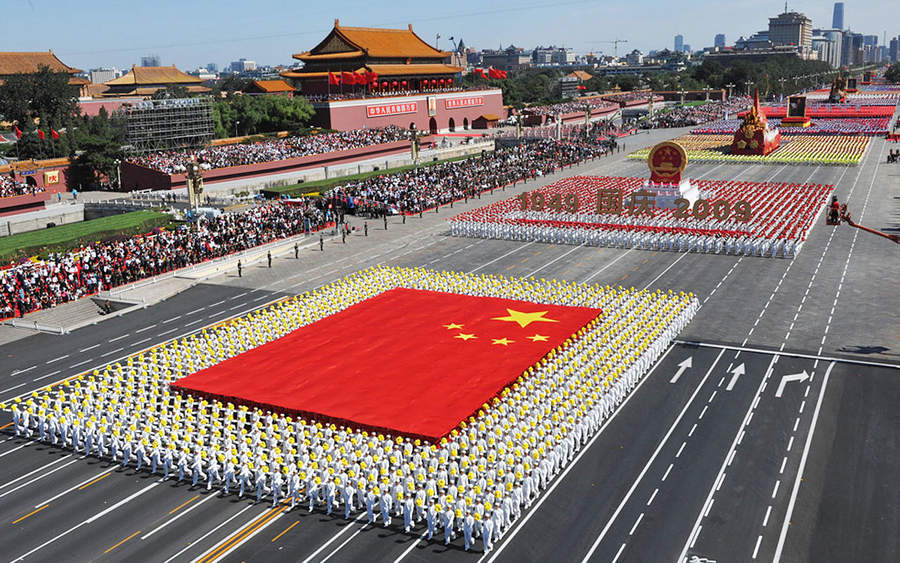 China to hold 'Anti-Fascist' military parade - the first ever not on National Day