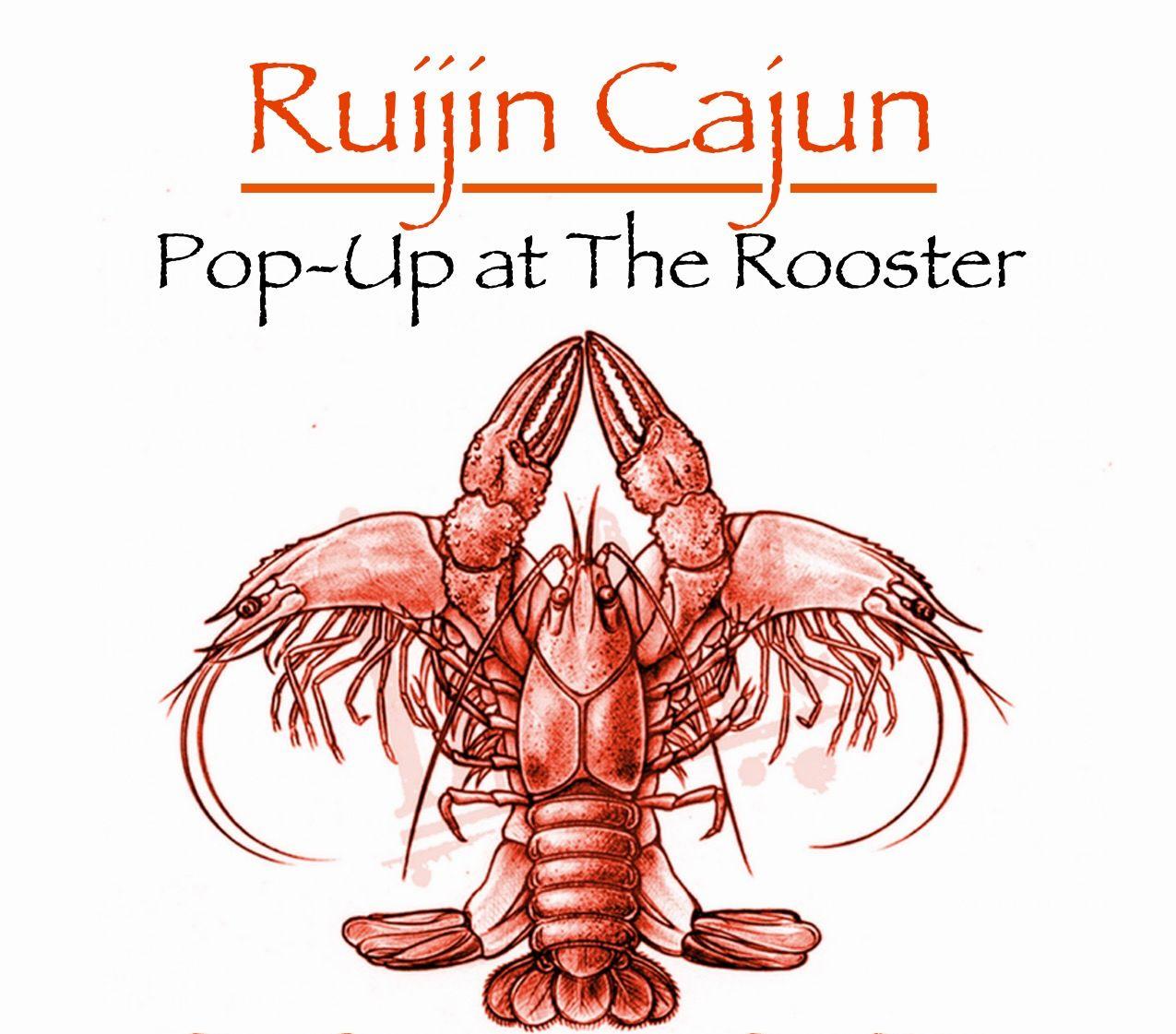 Soundbite: Ruijin Cajun Pop-Up at The Rooster
