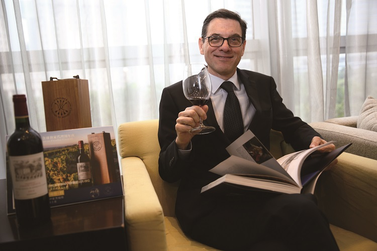 Alcohol aficionados: Lafite director on being big in China and countering counterfeiters