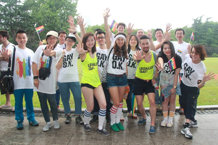 Art Breaker! Shanghai PRIDE holds fundraiser tonight at Lola, soliciting admissions for this summer's film festival