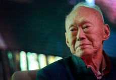 Lee Kuan Yew, Singapore's founding father and first prime minister, dies at 91