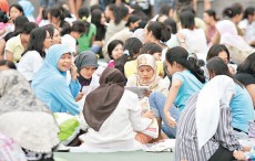Islamic State works to recruit Indonesian domestic helpers in Hong Kong