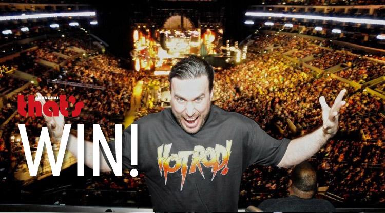 Win! Win! Win! Tickets to Steve Simeone, Nicky Romero, The Last Five Years