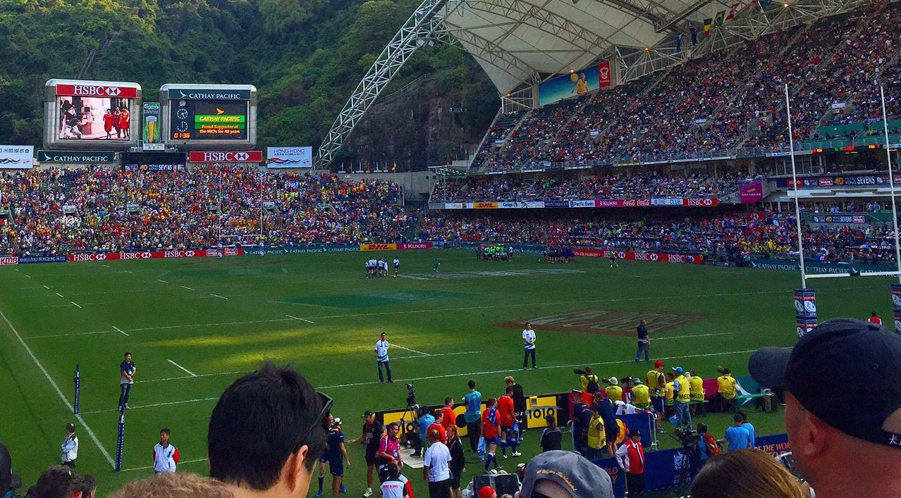 PHOTOS: The 2015 Hong Kong Rugby Sevens