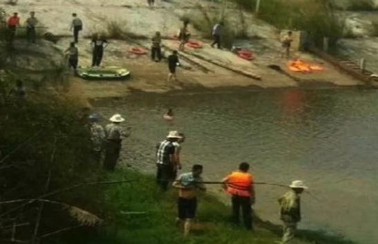 Family of 7 drowns to death trying to save daughter from reservoir near family tomb