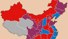 INFOGRAPHIC: Which are China's most liberal and most conservative provinces?