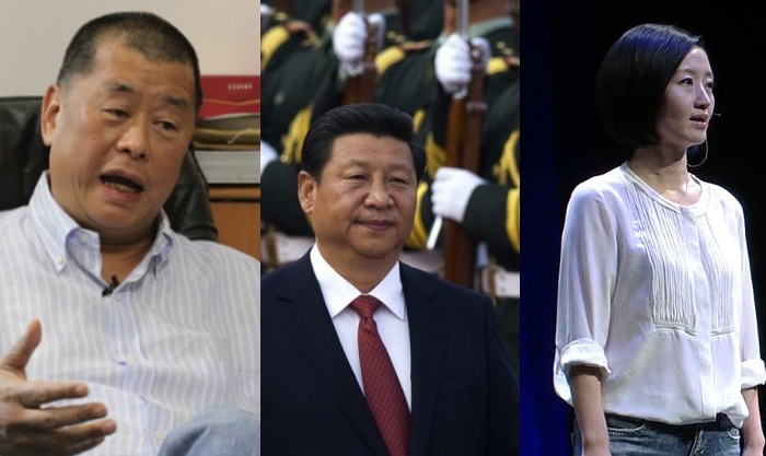 Here are the 5 people from China and Hong Kong in Time's '100 Most Influential People' of 2015