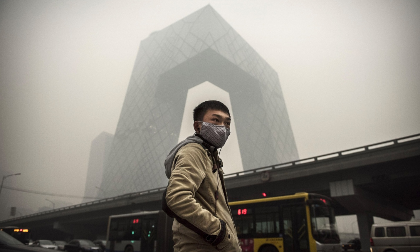 Green Peace study tells you where to find best air in China
